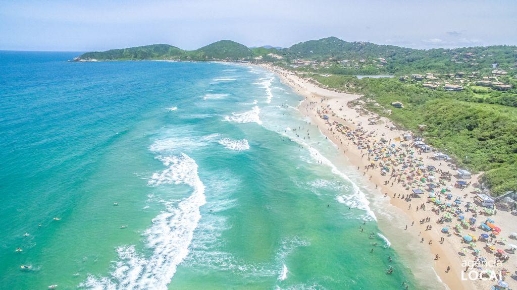 Praia do Rosa, Santa Catarina, Playas de Brasil Sur